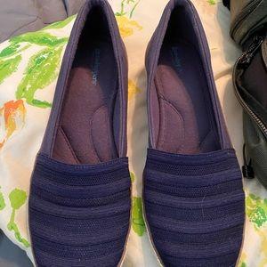 Grasshopper Blaise slip on shoes 10